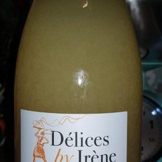 Gingembre, ananas, citron, menthe, Sucre